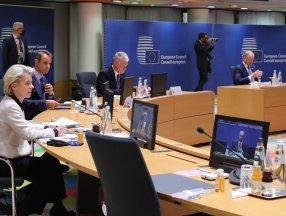 AB Zirvesi'nde Macaristan'ın eşcinsellik yasası tartışıldı