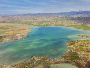 Sivas'ta efsanelere konu olan Tödürge Gölü koruma altına alındı