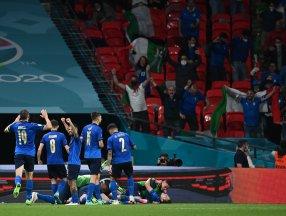 Euro 2020'de Avusturya'yı eleyen İtalya çeyrek finalde