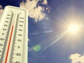 Çanakkale'de son 92 yılın en sıcak günü