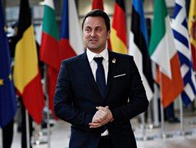 Lüksemburg Başbakanı Xavier Bettel, korona nedeniyle hastaneye kaldırıldı