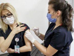 Son 24 saatte 1 milyon 81 bin 352 doz aşı yapıldı