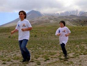 Kayseri'de maratonu karıştıran 2 kardeş, 800 metre yerine 12 kilometre koştu
