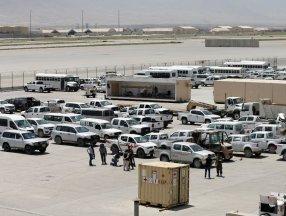 Afganistan'da ABD'nin ayrıldığı üs yağmalandı