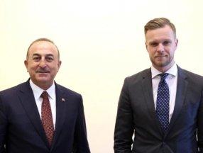 Litvanya, Belarus'tan gelen mülteciler için Türkiye'den yardım istedi