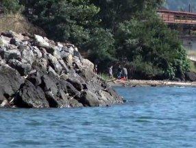 Zonguldak'ta deniz kenarında erkek cesedi bulundu