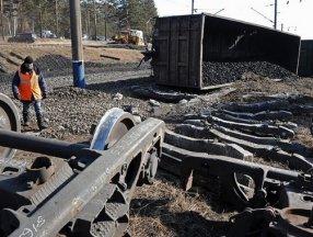 Rusya'da yük trenleri çarpıştı