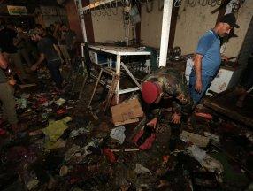 Numan Kurtulmuş, Irak'taki bombalı saldırıyı kınadı