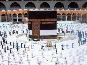 Suudi Arabistan'da bugün itibarıyla umre sezonu başladı