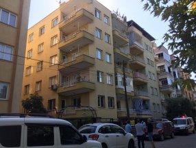 Manisa'da apartmanın havalandırma boşluğunda ceset bulundu