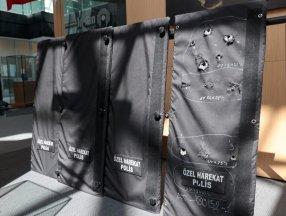 Güvenlik güçleri için 100 binden fazla seramik zırh üretildi