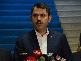 Murat Kurum: Ciğerlerimiz yandı