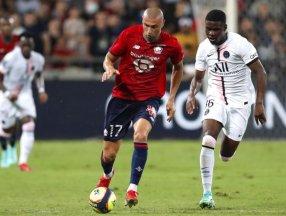 PSG'yi yenen Lille, Fransa Süper Kupası'nın sahibi oldu