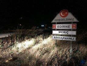 Yunanistan tarafından açılan ateş sonucu bir Türk vatandaşı öldü