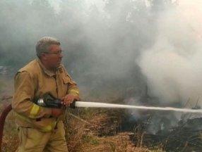 Manavgat'ta can veren orman işçisinin oğlu: Emekli olduğu halde işinden kopamadı