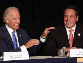 Joe Biden'dan, cinsel tacizle suçlanan New York Valisi Cuomo'ya istifa çağrısı