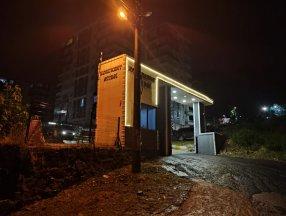 Ordu'da sağanak yağış nedeniyle 36 daireli bina boşaltıldı