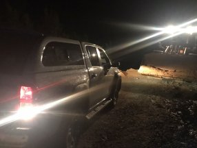 Artvin'de heyelan nedeniyle mahsur kalan 21 kişi kurtarıldı