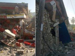 Haiti depreminde ölü sayısı 304'e yükseldi