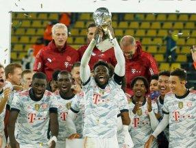 Almanya Süper Kupa'sını Bayern Münih kazandı