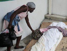 Haiti'deki depremde can kaybı 2 bine dayandı