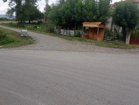 Zonguldak'ta 4 yıldır yarım kalan yol yapımı mahalle sakinlerini çıldırttı