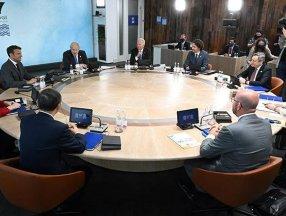 G7'den Afganistan açıklaması