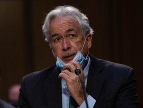 CIA Direktörü William Burns'ün, Taliban lideriyle görüştüğü söyleniyor
