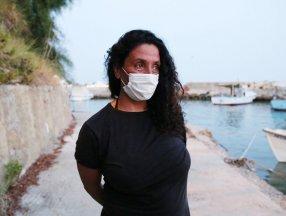 Antalya'da orman yakan şahsı ihbar eden kadın, gerekeni yaptığını söyledi