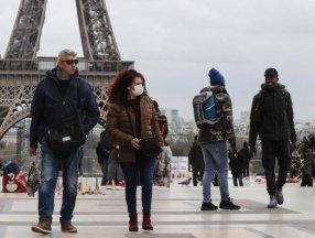 Fransa'da son 24 saatte 13 bin 466 yeni vaka