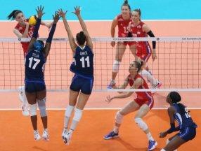 İtalya Kadın Voleybol Takımı Avrupa Şampiyonu