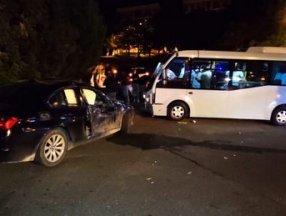 Karabük'te kaza: 8 yaralı