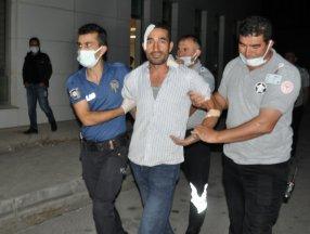 Karaman'da hastane önünden ambulansı kaçırdı