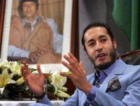 Kaddafi'nin oğlu Sadi Kaddafi serbest bırakıldı