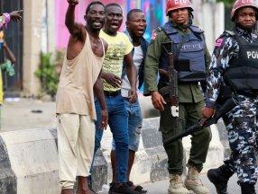 Nijerya'da 100 çete üyesi yakalandı