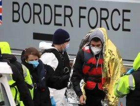 İngiltere ve Fransa arasında göçmen krizi