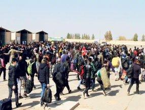 ABD, Afgan mültecileri getiren uçuşların kızamık nedeniyle durdurulduğunu açıkladı