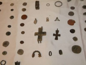 Amasya'da kavanozdan tarih çıktı: 312 tarihi eser ele geçirildi
