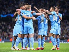 Manchester City, Leipzig'i farkla yendi