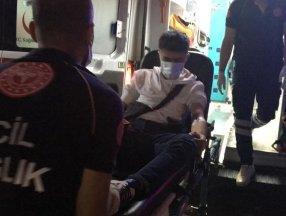 Adıyaman'da öğrencileri taşıyan minibüs devrildi: 10 yaralı