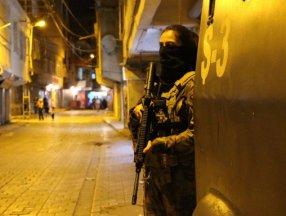 Diyarbakır'da  'Narko Alan' operasyonu