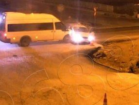 Tokat'ta aynı kavşakta bir ayda 19 trafik kazası
