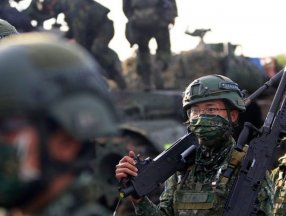 ABD'nin Çin'e karşı Tayvan askerlerini eğittiği öne sürüldü