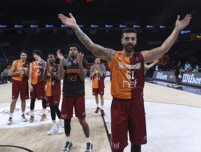 Galatasaray Şampiyonlar Ligi'nde ERA Nymburk'u yendi