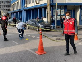Zonguldak'ta taksici trafikte tartıştığı milli sporcuya kurşun yağdırdı