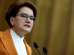 Meral Akşener: İmamoğlu ya da Yavaş'ın adaylıklarına karşı çıkmayız