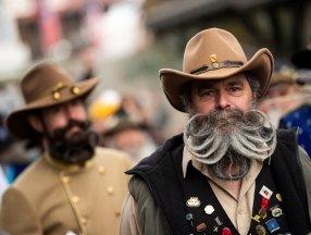 Almanya'da sakal ve bıyık yarışması
