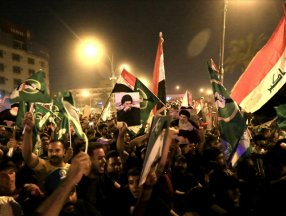 Irak'ta seçimin galibi Sadr: Dış müdahaleye müsaade etmeyeceğiz