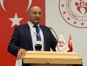 Türkiye Halter Federasyonu başkanlığına Talat Ünlü seçildi
